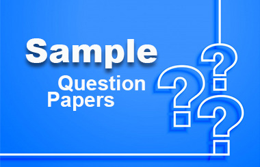 Home- Sample papers